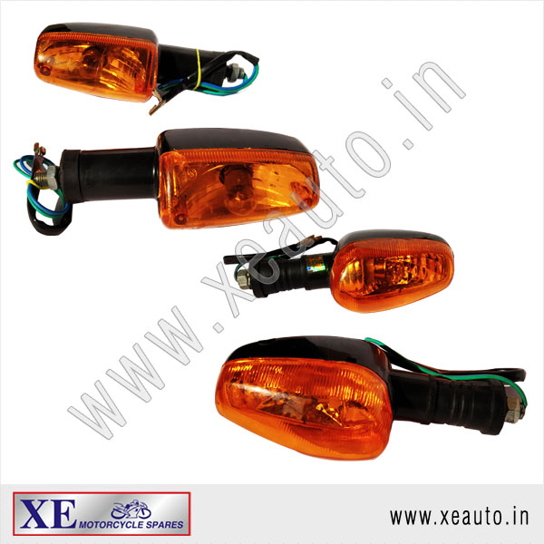 Blinker Assembly with Bulb